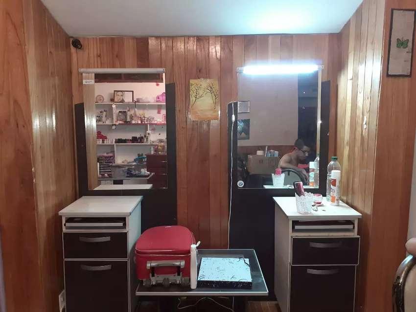 Muebles de peluqueria 0