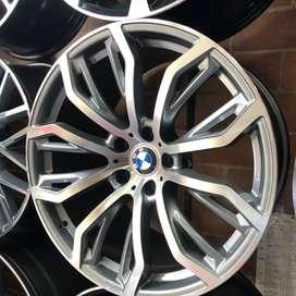 Rines de lujo 5x120 BMW progresivos