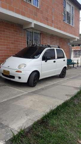 Vendo Daewoo Matiz Mod 2000