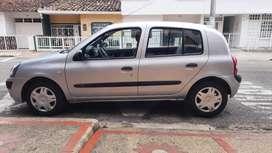 Vendo Renault Clio 2006 en excelente  estado único dueño