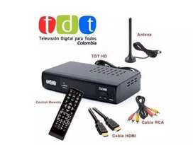 Decodificador TDT hd