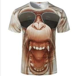Vendo camiseta sublimada