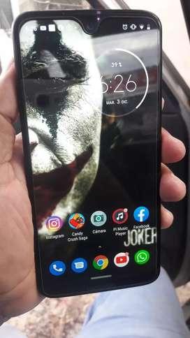 Motorola G7 plus a datos wifi