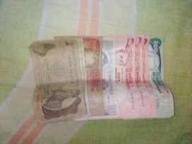 Venta de Billetes Colombianos Antiguos