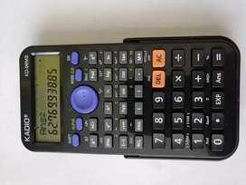 calculadora kadio 240 funciones funciones trigonométricas exponenciales modo estadístico en la cava del libro tienda