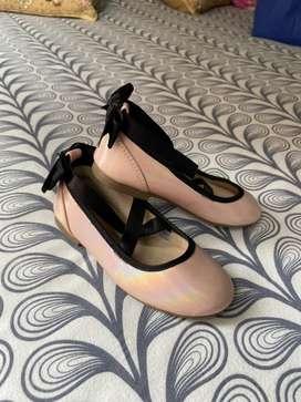 Baletas Bailarinas Talla 24