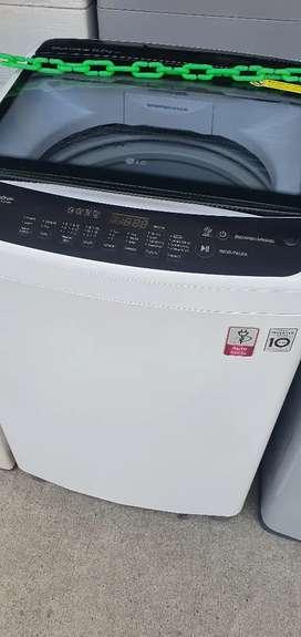 Vendo lavadora lg de 29 libras