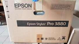 Epson Stylus Pro 3880 Nuevo