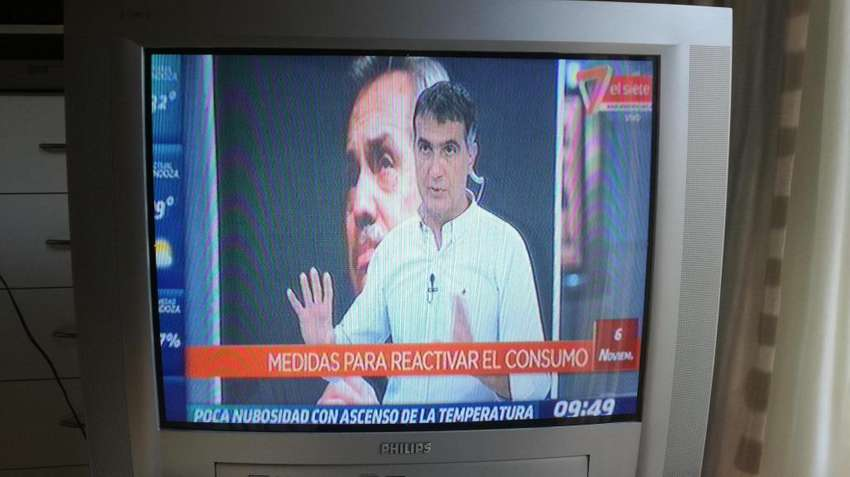 "TELEVISOR 29"" PHILIPS EXCELENTE ESTADO 0"