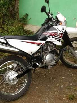 Vendo cambio moto Yamaha xtz