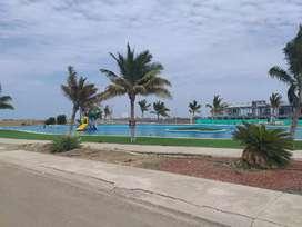 Alquiler Casa de Playa amoblada en Punta Blanca Urb. Costa Centinela