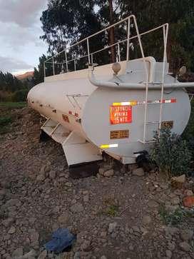 Vendo  cisterna de agua 5000 galones
