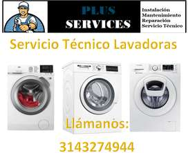 MANTENIMIENTO LAVADORA FRONTAL LG SAMSUNG WHIRLPOOL GENERAL ELECTRIC
