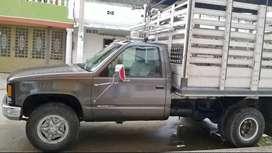Camioneta diesel