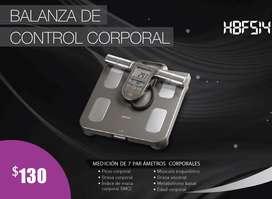 BALANZA DE CONTROL CORPORAL OMRON