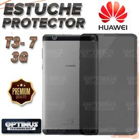 Estuche Case Forro Manguera de silicona para Huawei Huawei T3 7 3G sim card