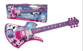 Guitarra Encantada Vampirina Con luz y sonidos