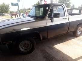 Vendo camioneta CHEVROLET usado