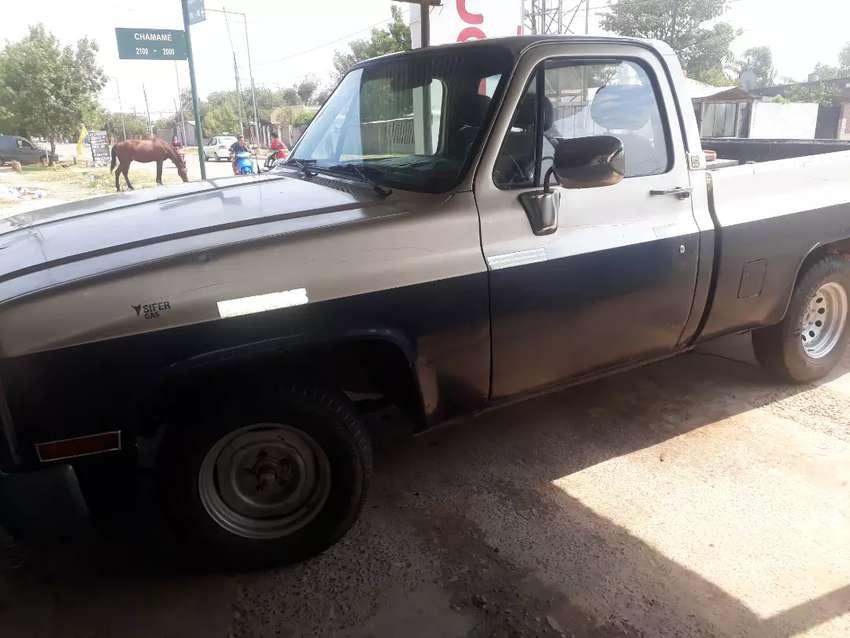 Vendo camioneta CHEVROLET usado 0
