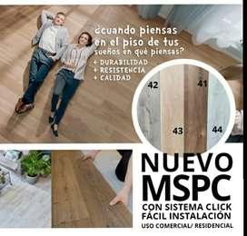 Venta de piso MSPC desde 85mil