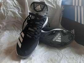 Guayos Adidas Icon Bounce Talla 7US Originales