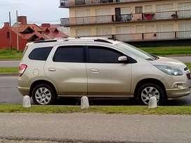 Chevrolet spin ltz 7 asientos motor 1.8