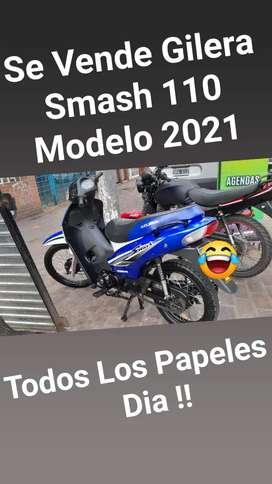 GILERA SMASH 2021