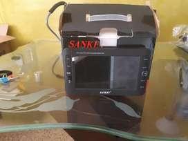 "Tv 7"" Portable Sankey"
