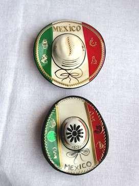 Imán Souvenir para Nevera Importados de México