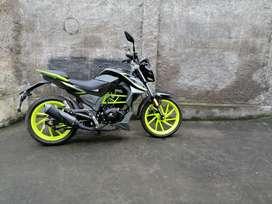 Vendo moto daytona 200cc