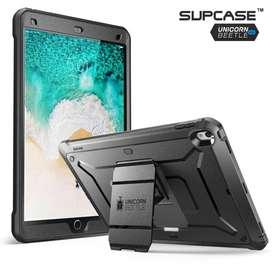 """Case Ipad Pro 12.9 2017 """" 2015 Con Parante Supcase Protector, tienda c"""