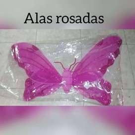 Alas Rosadas