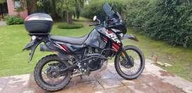 Vendo Kawasaki klr 650