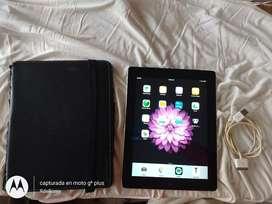 iPad 64GB. impecable Permuto o vendo