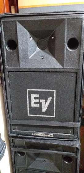 Cabinas pasivas electro voice