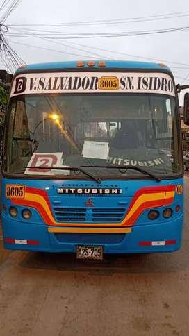 se vende Minibus Modasa año 2009