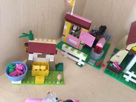Lego friends 3186 caballos