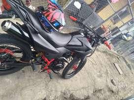 Moto ranger 200 motor intacto
