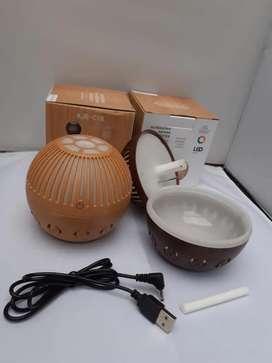Difusor/humificador de aroma diseño redondo