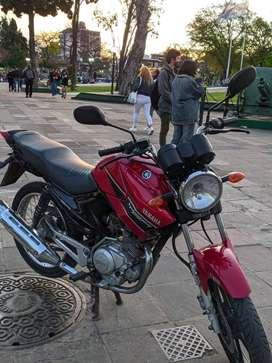 Yamaha ybr 2013