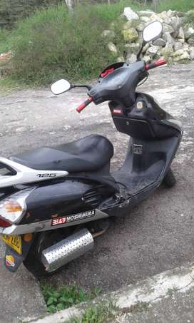 Honda elite 125 vendo