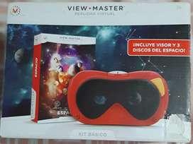View máster realidad virtual