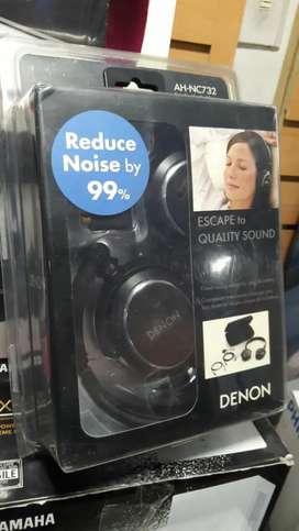 Audífonos DENON noise cancelling