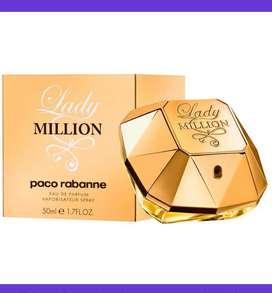 Lady million Paco original
