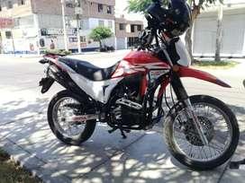 Moto RONCO XR EXPLORER