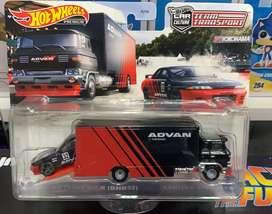 Team Transport Advan Hotwheells ( Camión )