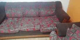 Vendo muebles 3 2 1 usaditos