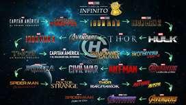 Marvel Películas 1080p