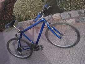 Bicicleta rodado 26 mountan bike