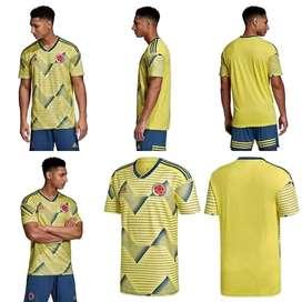 Llegaron Nueva Camiseta Selección Colombia 2019 Qatar 2022